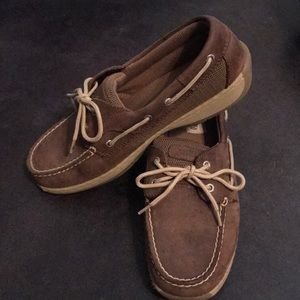 Eastland - Leather boat shoes